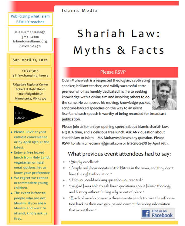 Sharia Law Q and A